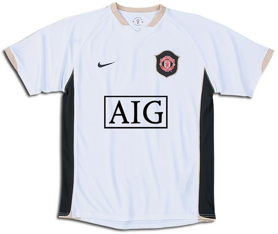 manchester united shirts 2007 away football shirt picture info football online