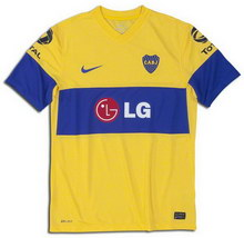Boca Juniors away 2011-2012 football Shirt
