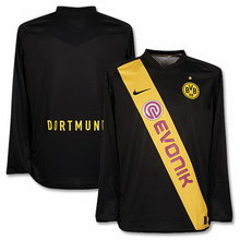 Borussia Dortmund away 2008-2009 football Shirt