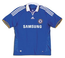Chelsea home 2008-2009 football Shirt