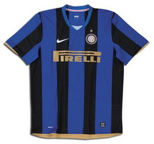 Inter  2008-2009 football Shirt