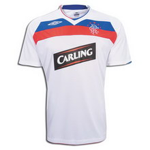 Rangers away 2008-2009 football Shirt