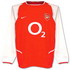 Arsenal 2004 2004 home Shirt, long sleeve