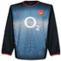 Arsenal 2004 2004 third Shirt, long sleeve