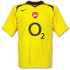 Arsenal 2006 2006 away Shirt