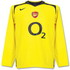 Arsenal 2006 2006 away Shirt, long sleeve